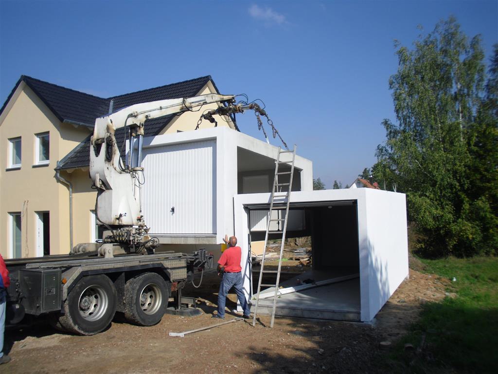 Garagen Fertig Dekoration : Garage birnbaumer weg