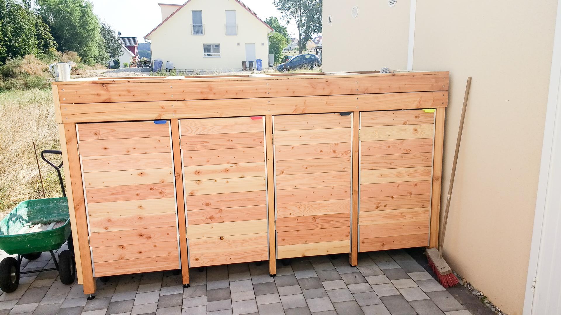Exquisit Mülltonnenbox Aus Paletten Bauen Das Beste Von 20160910135137-img_20160910_115136960 …